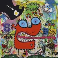 Soul Funk Fine Art Print