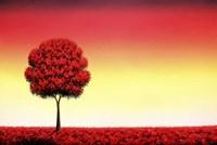 Autumn's Release Fine Art Print