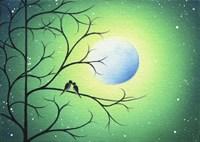 Moonlight Meetings Fine Art Print