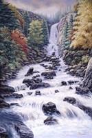 Fish Creek Falls Fine Art Print