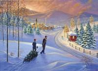 Holiday Tradition Fine Art Print