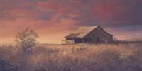 Osage Barn Fine Art Print