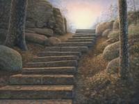 Seekers Path Fine Art Print
