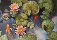 Heaven's Garden Fine Art Print