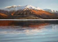 Lake Wanaka, Glendu Bay Fine Art Print