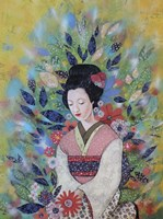 Toujours Maiko Fine Art Print