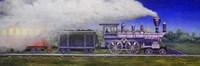 Twilight Express Fine Art Print