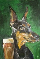 Stray Dog Beer Fine Art Print