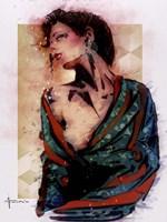 Evening Fine Art Print