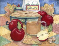 Autumn Apples Fine Art Print