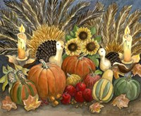 Thanksgiving Glow Fine Art Print