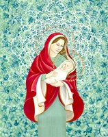 Our Lady and Jesus Fine Art Print
