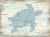 Ocean Turtle Fine Art Print