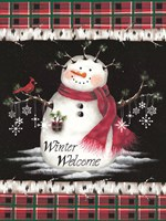 Winter Welcome Fine Art Print