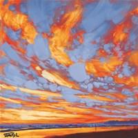 Pacific Sky Fine Art Print