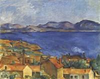 Marseilles, 1886-90 Fine Art Print