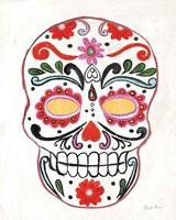 Homage to Frida IV Fine Art Print