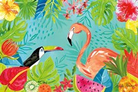 Tutti Frutti III Fine Art Print