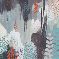 Gray Forest I Fine Art Print