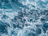 Turbulent Tasman Sea IV Fine Art Print