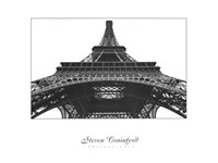 "Eiffel Tower by Steven Crainford - 24"" x 18"""