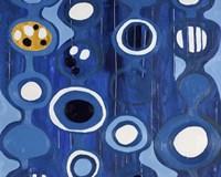 Big Blue I Fine Art Print