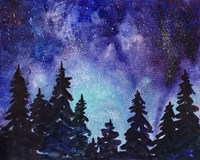 Night Sky III Fine Art Print