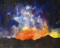 Night Sky VI Fine Art Print