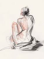 Figure Gesture II Fine Art Print