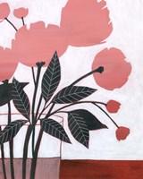 Flower Screen II Fine Art Print