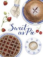 Sweet As Pie I Fine Art Print