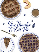 Sweet As Pie II Fine Art Print