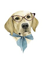 Vogue Dog IV Fine Art Print