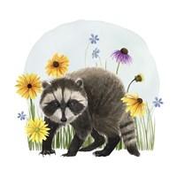 Wild Woodland IV Fine Art Print