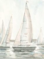 Soft Sail I Fine Art Print