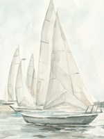 Soft Sail II Fine Art Print