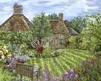 Lavender Lane I Fine Art Print
