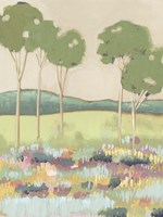 Shades of Trees II Fine Art Print