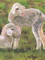In the Meadow I Fine Art Print