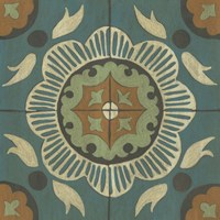 Fraser Tile VI Fine Art Print