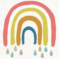 Rainbow Day II Fine Art Print