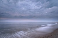 Stormy Beach, Cape May National Seashore, NJ Fine Art Print