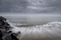 Beach at Cape May National Seashore, NJ Fine Art Print
