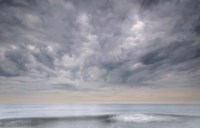 Stormy Seascape, Cape May National Seashore, NJ Fine Art Print