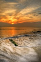 Scenic Cape May Beach 1, Cape May NJ Fine Art Print