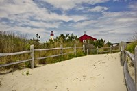 Beach Path, Cape May NJ Fine Art Print