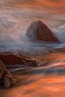 Wave Crashing, Cape May, NJ Fine Art Print
