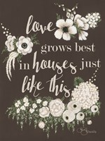 Love Grows Fine Art Print