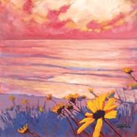 Coastal Bloom Fine Art Print