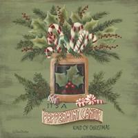 A Peppermint Christmas Fine Art Print